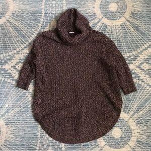 Express ¾ sleeve sweater